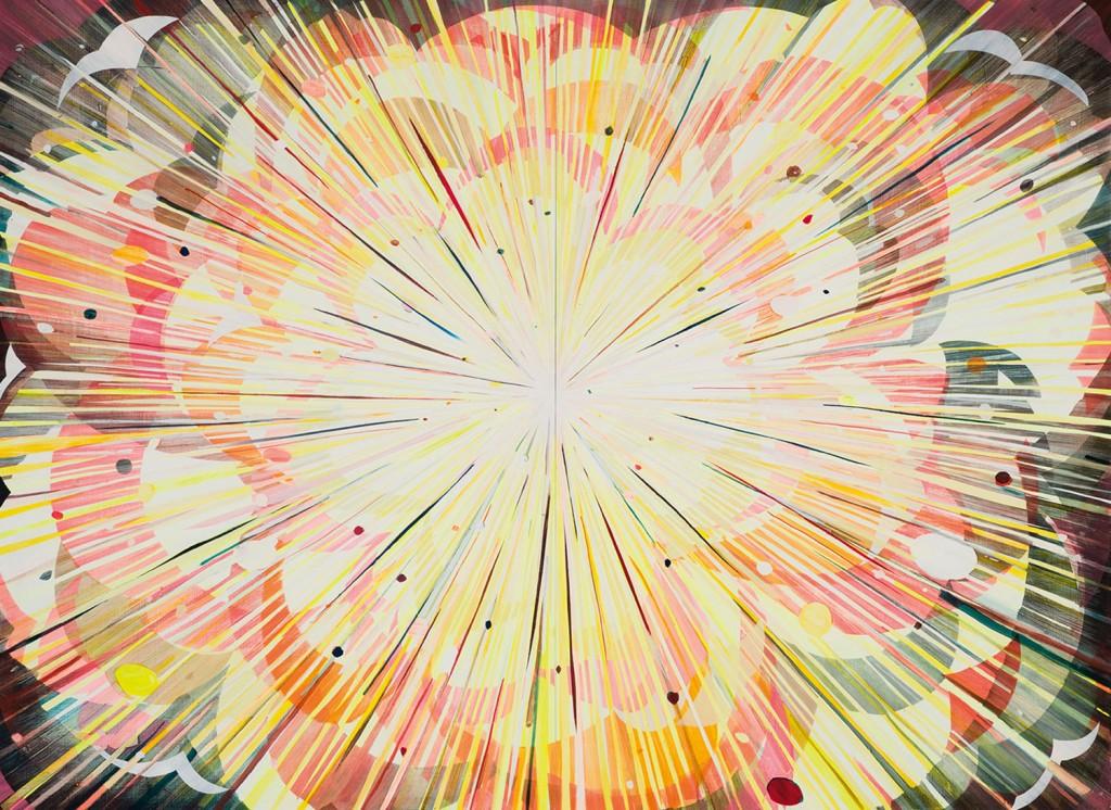 Jules De Balincourt Flash Art