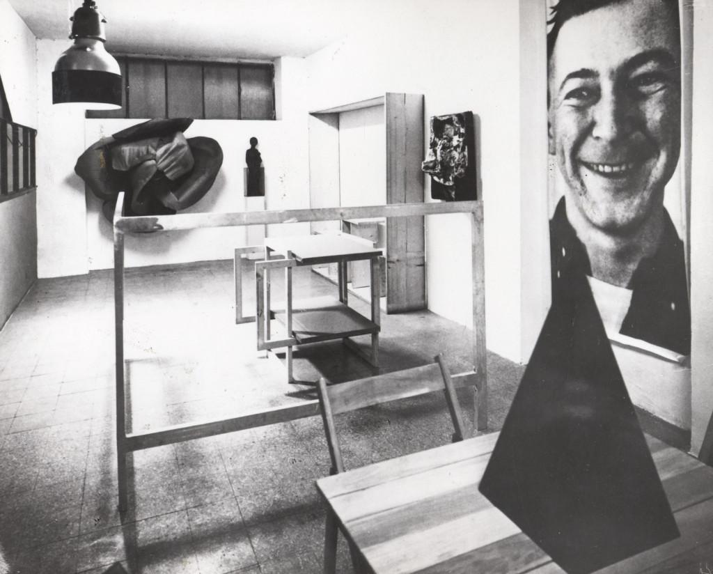Michelangelo Pistoletto, The Minus Objects, 1966. Photo: Bressa.