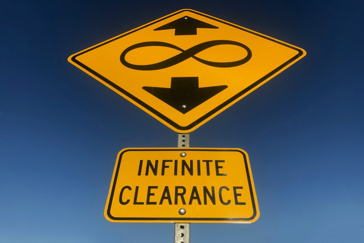 Scott Froschauer, Infinite Clearance, 2015