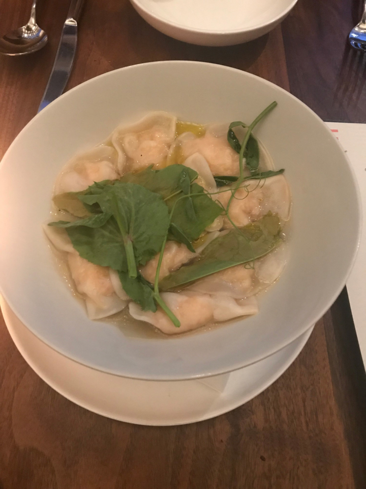 Lobster Crab Dumplings