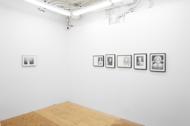 "G.B. Jones, ""What's Next is Close at Hand,"" installation view"