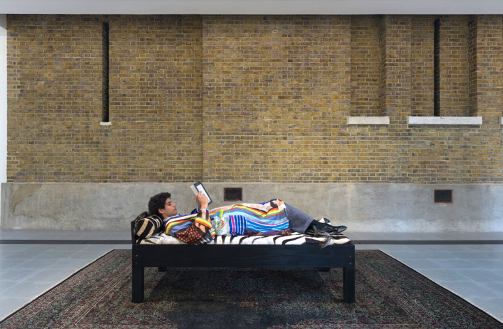 Rashid Johnson, Untitled (daybed 1) 2012, Grace Wales Bonner: A Time for New Dreams