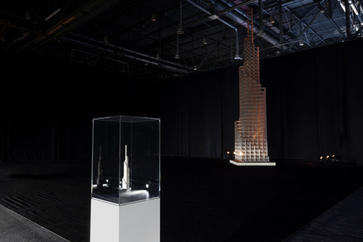 Art Genève, The Estate Show (Chris Burden, 40-foot skyscraper)