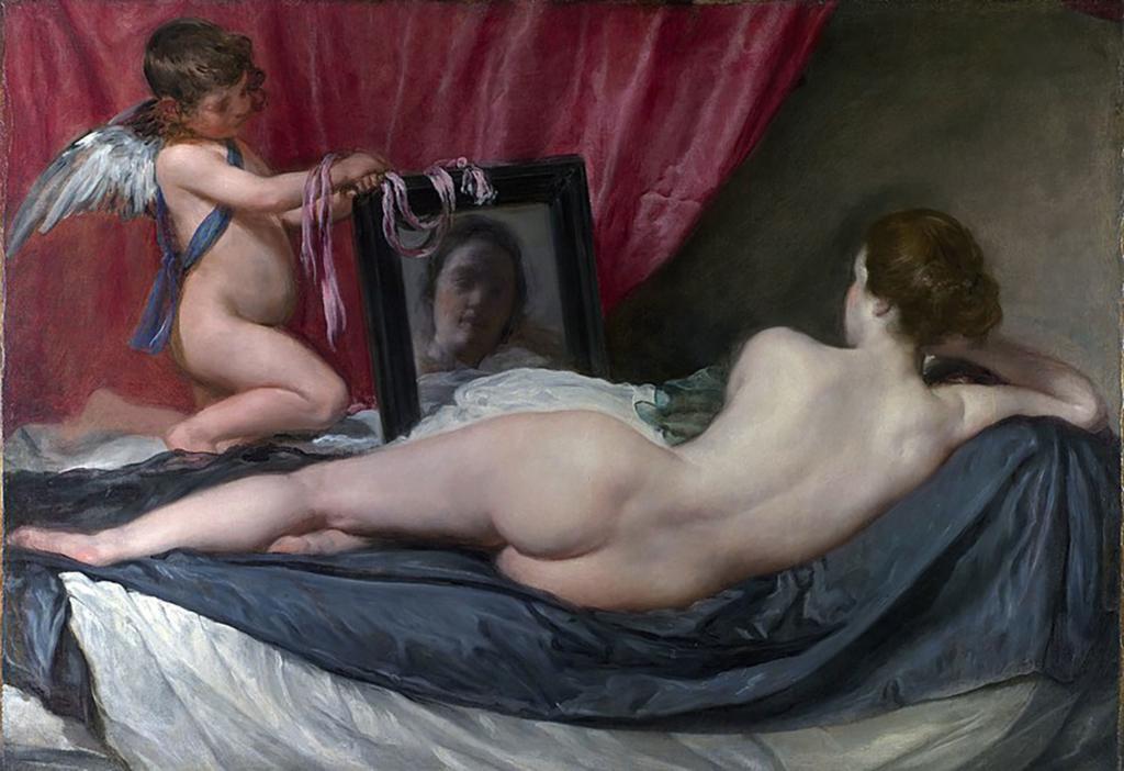 Diego Velázquez, Rokeby Venus, c. 1647–51